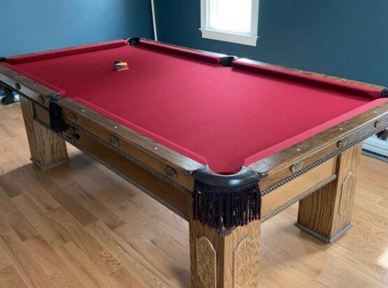 pool table moving cape cod ma