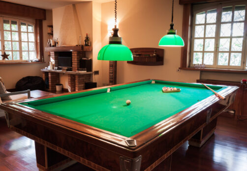 pool table leveling cape cod