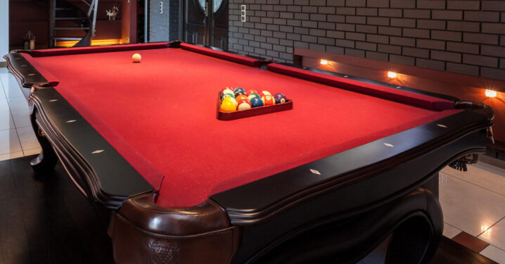 pool table assembly cape cod ma